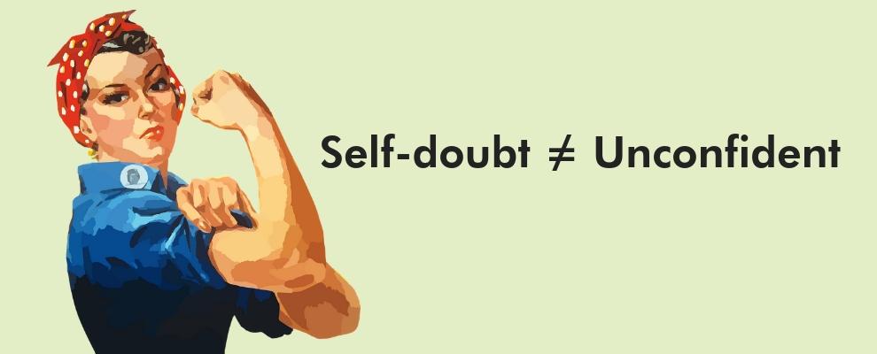 Whoops I dropped my self belief Header